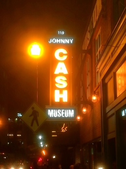 Johnny Cash Museum.