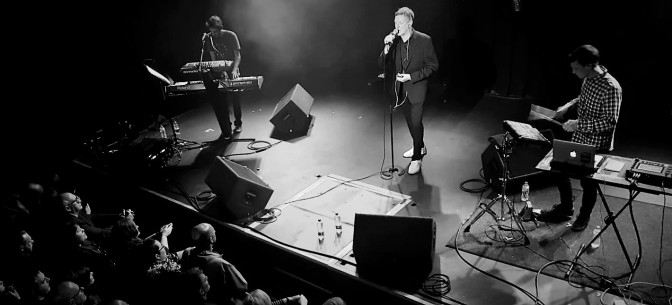 Live Music Review: Blancmange.