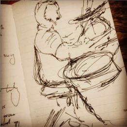 Sketches - Luke Grainger