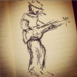 Sketches - Rob Lavington